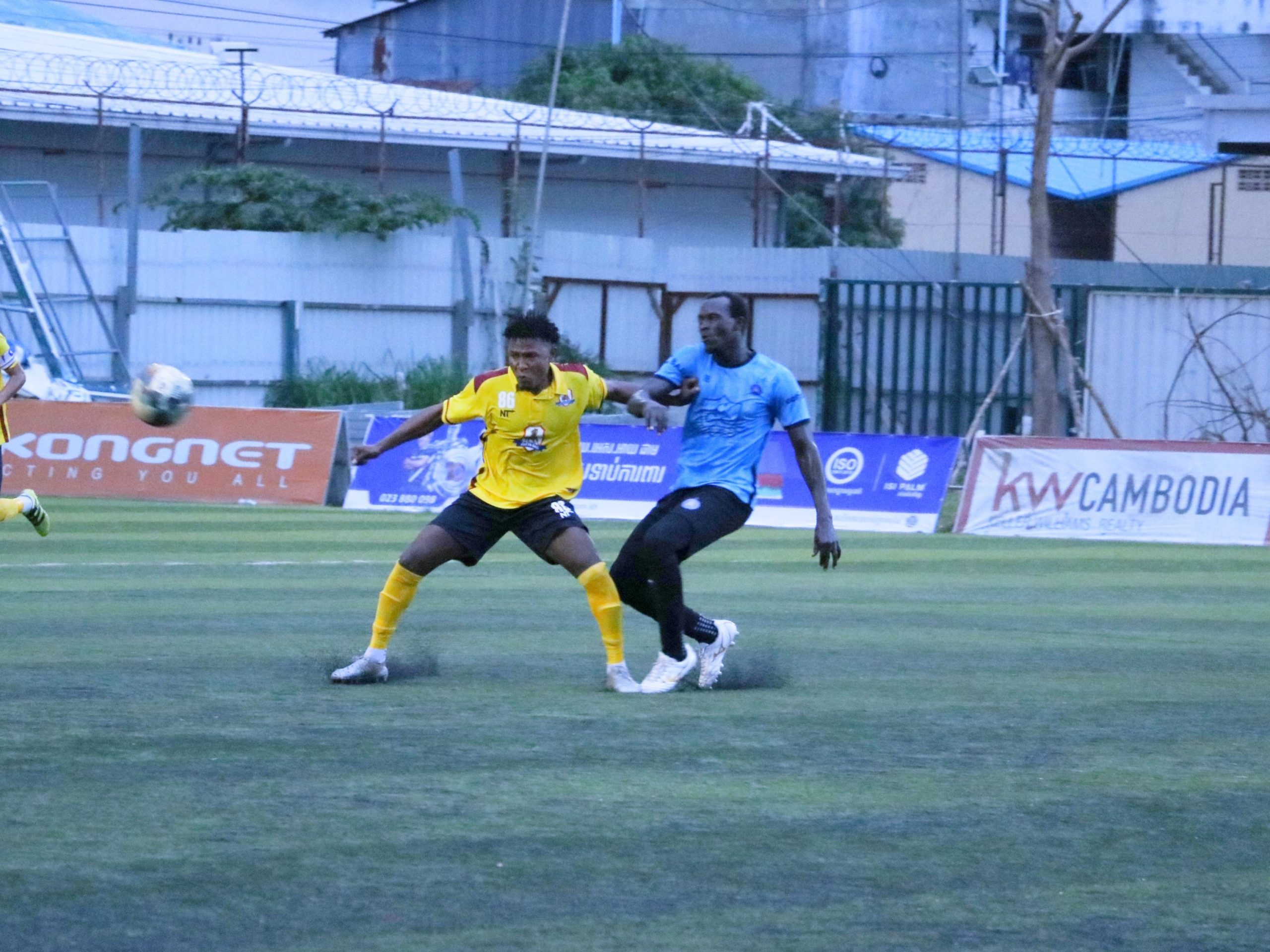 Newcomer TN Kandal wins KW Cambodia League 2020 for the first time