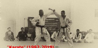 "Former student ""Karate"" (1982-2019) holds diploma certification"