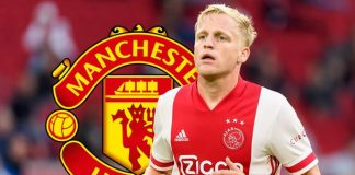 Donny van de Beek: Manchester United agree £40m fee for Ajax midfielder