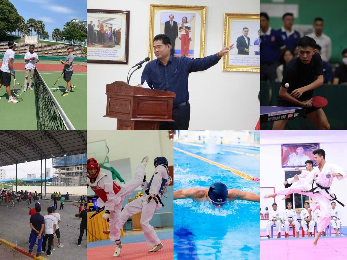 National Sports Training Center Requests National Team to Train at Home After Temporary Suspension
