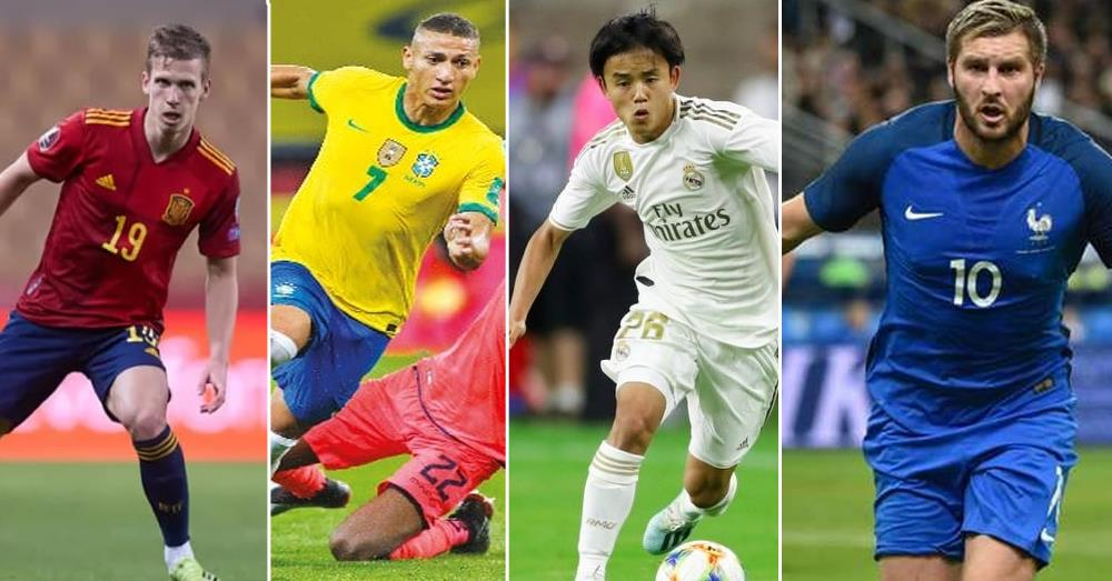 Famous football stars ready to appear with the U23 national team at the 2020 Olympics